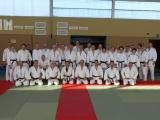 Judo-Schwarzgurt-Vorbereitungslehrgang Plus 50