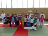 Judoabteilung war beim Osterfez 2015 dabei